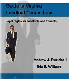 Guide to Virginia Landlord Tenant Law for Landlords and Renters | eBooks | Self Help