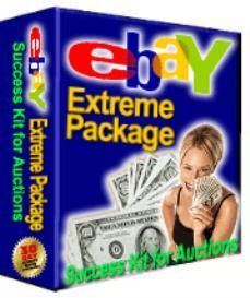 Extreme E-Bay Package | eBooks | Internet