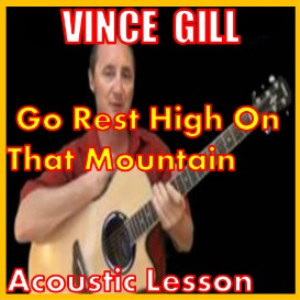 learn to play go rest high on that mountain by vince gil
