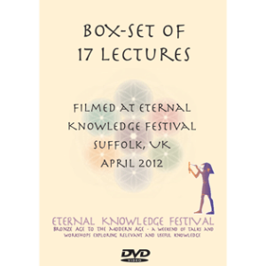 eternal knowledge 2012 - box-set of 17 lectures