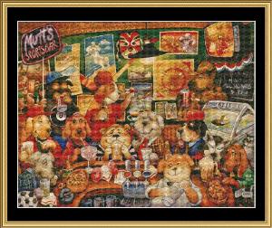 mutt's sports bar