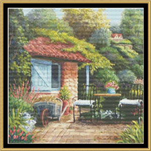 english garden collection- la maison