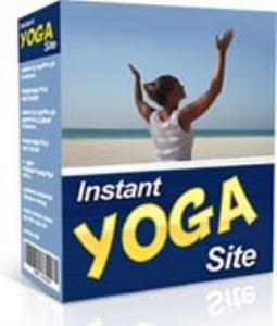 instant yoga site