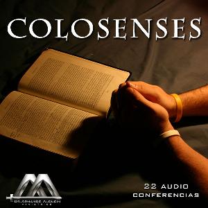 el libro de  de colosenses (mp3)
