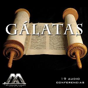 el libro de galatas (mp3)