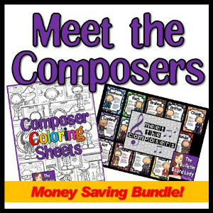 meet the composers bundle