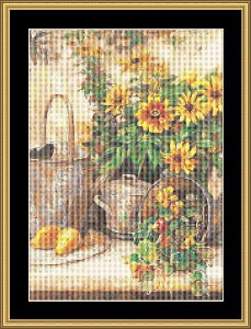 sunflower garden ii