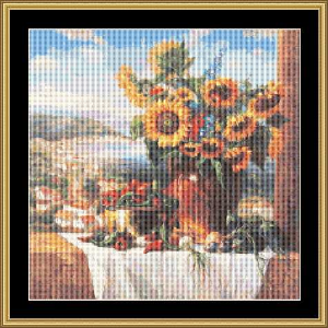 sunflower view ii