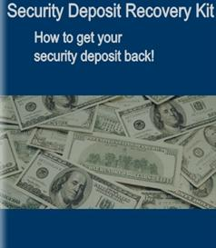 Georgia renters rights: security deposit recovery kit | eBooks | Self Help