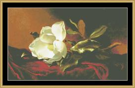 Magnolia - Heade | Crafting | Cross-Stitch | Other