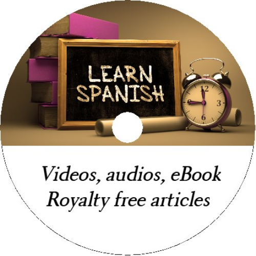 Second Additional product image for - Multi language learning guides, bonus passport clipart