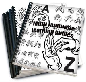 multi language learning guides