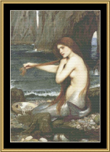 The John Waterhouse Collection - A Mermaid