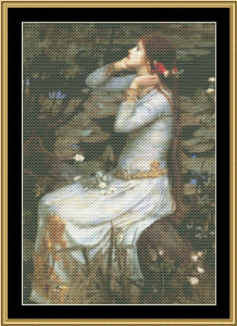 The John Waterhouse Collection - Ophelia