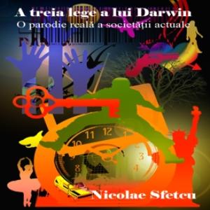 A treia lege a lui Darwin - O parodie reala a societatii actuale | eBooks | Fiction