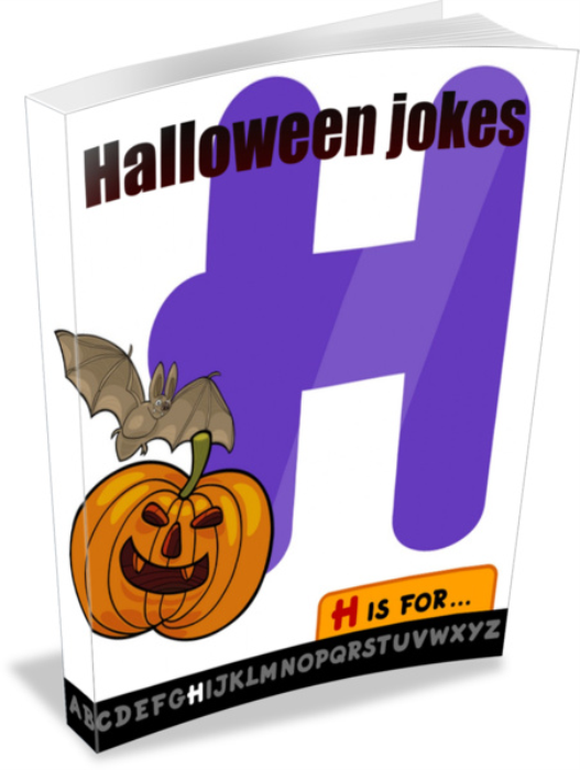 First Additional product image for - Halloween crafts, clipart, coloring pages and jokes