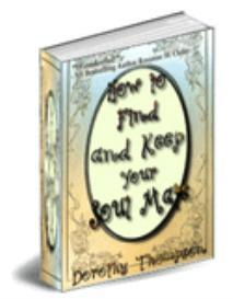 How to Find and Keep Your Soul Mate | eBooks | Self Help