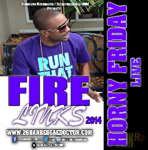 firelinks in concert @ horny fridayz