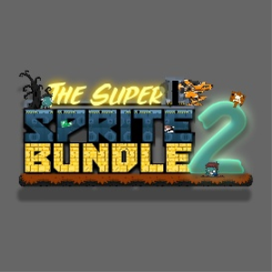 the super sprite bundle 2 - free preview