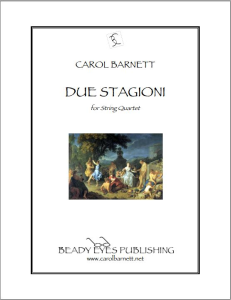 Due Stagioni (PDF) | Music | Classical