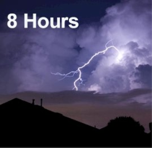 bedtime storm - 8 hours
