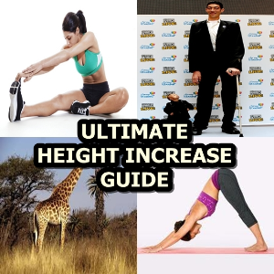 ultimate height increase guide!