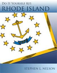 Do-It-Yourself Rhode Island S Corporation Setup Kit | eBooks | Business and Money