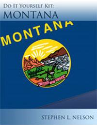 Do-It-Yourself Montana S Corporation Setup Kit | eBooks | Business and Money