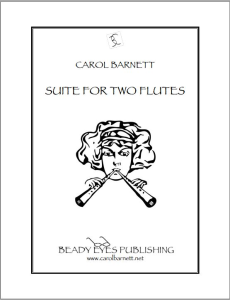 Suite for Two Flutes (PDF) | Music | Classical