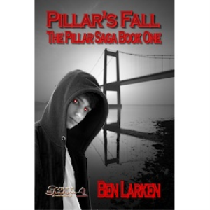 pillar's fall; the pillar saga, booki