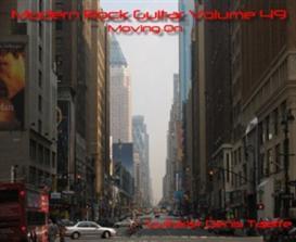 Modern Rock Guitar Volume 49 ' Moving On' mp3's/zip   Music   Instrumental