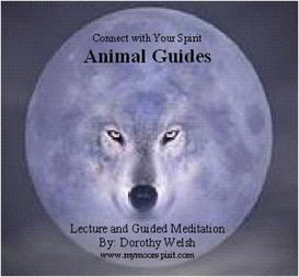 spirit animal guides class with guided meditation to meet your spirit guide