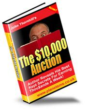 The $10,000 eBay Auction Watch Me Make $$$ PLUS BONUS | eBooks | Business and Money