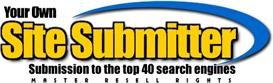 Site Submitter -- suibmit your site to 40 search engines | Software | Internet