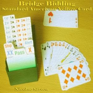 Bridge Bidding - Standard American Yellow Card   eBooks   Games