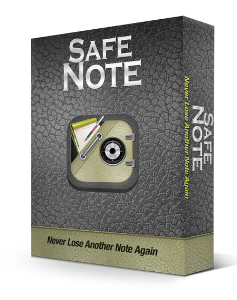 notelocker software plr