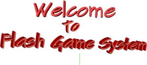 flash games system
