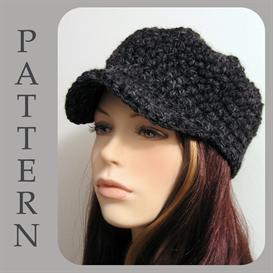The Christie Cap - crochet ePattern | eBooks | Arts and Crafts