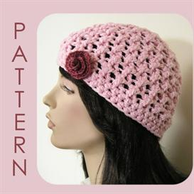 the julia hat crochet epattern