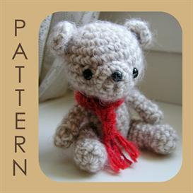 Oatsy Bear - crochet ePattern | eBooks | Arts and Crafts