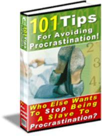How to Stop Procrastinating | eBooks | Self Help