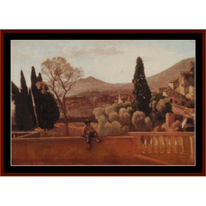 Ecce Homo - Correggio cross stitch pattern by Cross Stitch Collectibles | Crafting | Cross-Stitch | Other