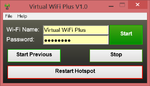 virtual wifi plus