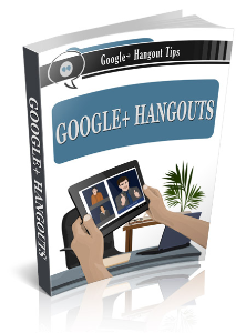 google plus hangout training - ebook and audio series
