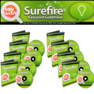 surefire keyword goldmine video training (plr)