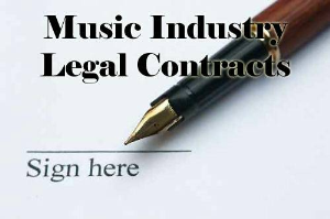 music business contracts 101