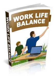 work life balance - ebook and audio series