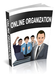 online organization - ebook and audio series