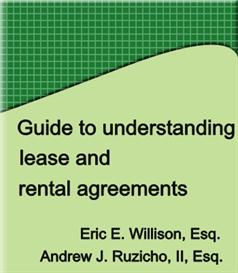 Landlord and Tenant's Guide to Understanding Lease Provisions and Rental Agreements | eBooks | Self Help