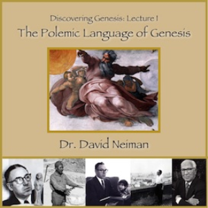 discovering genesis 1: the polemic language of genesis